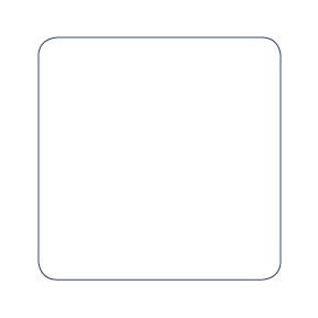 Quadratischer Bierdeckel