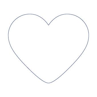 Herz-Gästedeckel