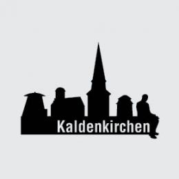 Skyline Kaldenkirchen schwarze Fläche